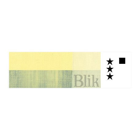 075 Brilliant Yellow Light, farba olejna Classico 60ml