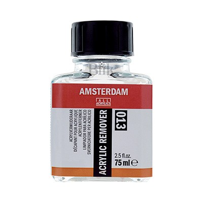 Acrylic remover 013 Talens Amsterdam 75 ml